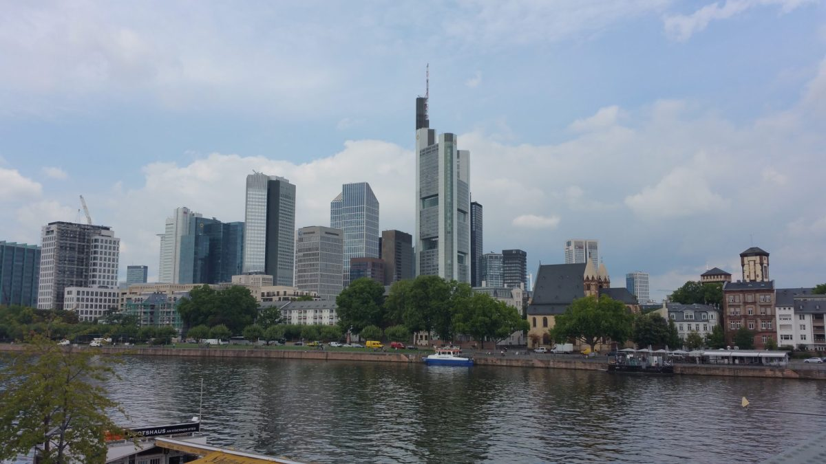 FRANKFURT AM MAIN (ALEMANIA) CAPITAL ECONÓMICA EUROPEA